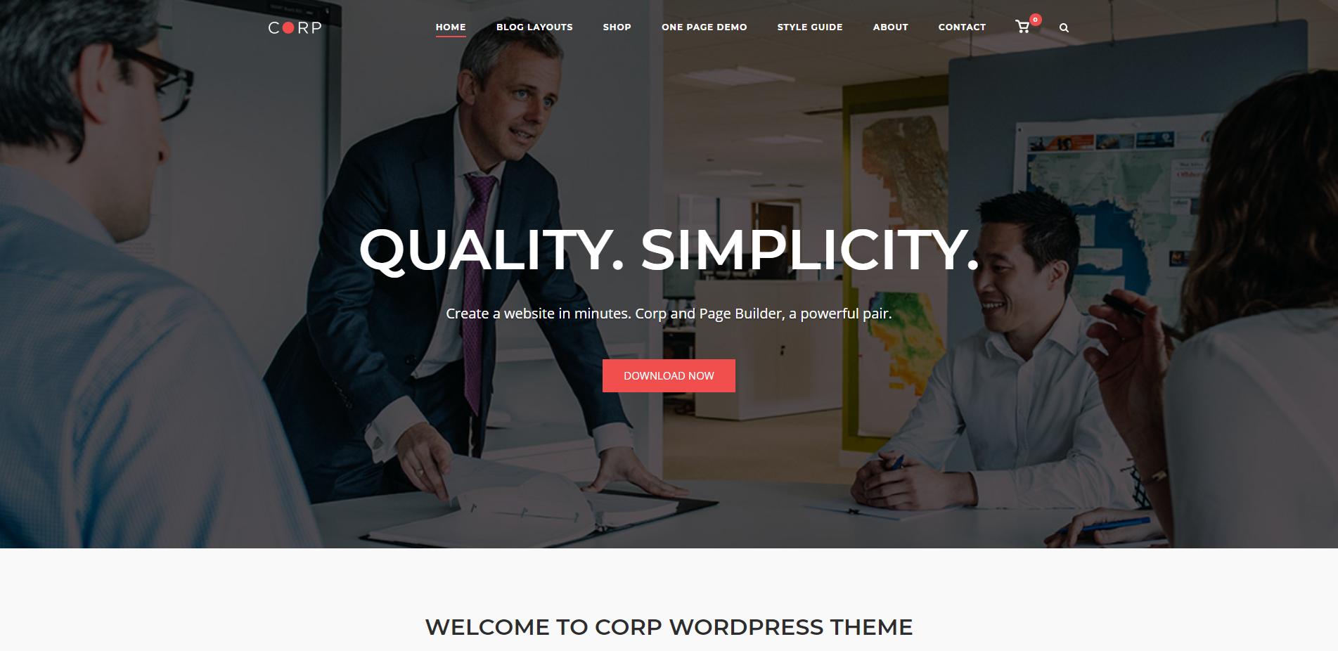 10+ Hand-picked best free multipurpose WordPress themes 5