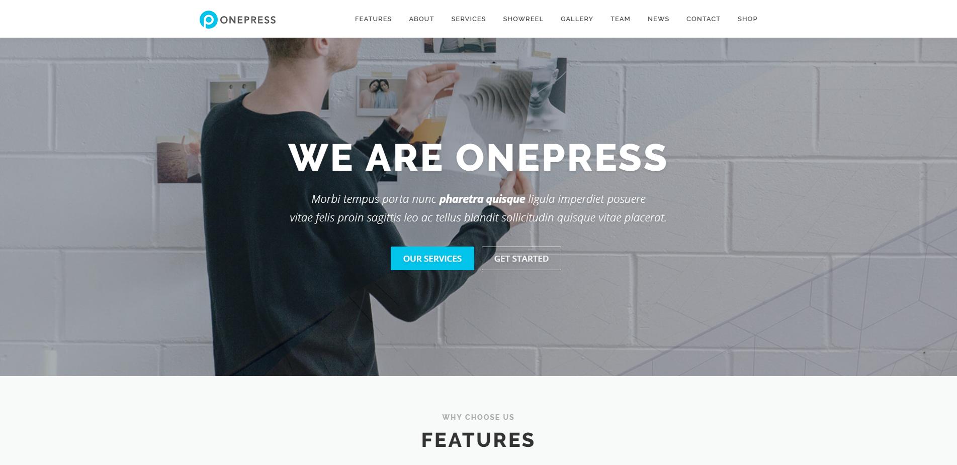 10+ Hand-picked best free multipurpose WordPress themes 7