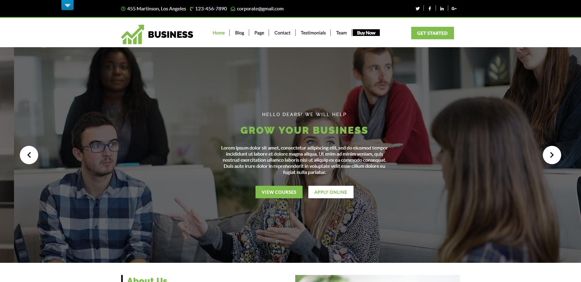 10+ Hand-picked best free multipurpose WordPress themes 10