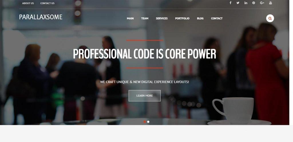 10+ Hand-picked best free multipurpose WordPress themes 6