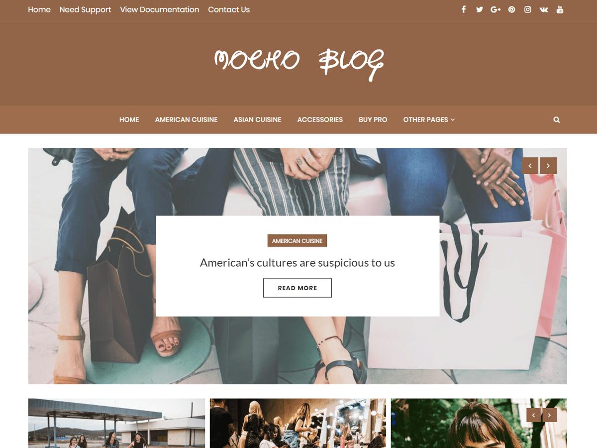 60+ Best Free WordPress Themes of 2019 4