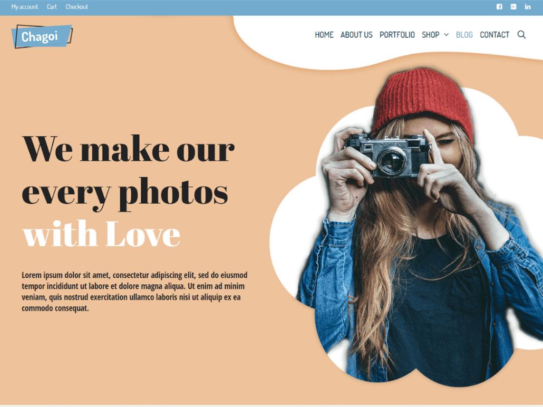 60+ Best Free WordPress Themes of 2019 55