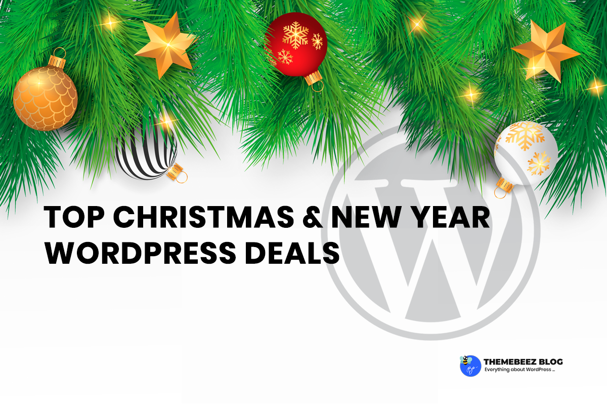 Top Christmas 2018 & New Year 2019 Discount Deals on WordPress