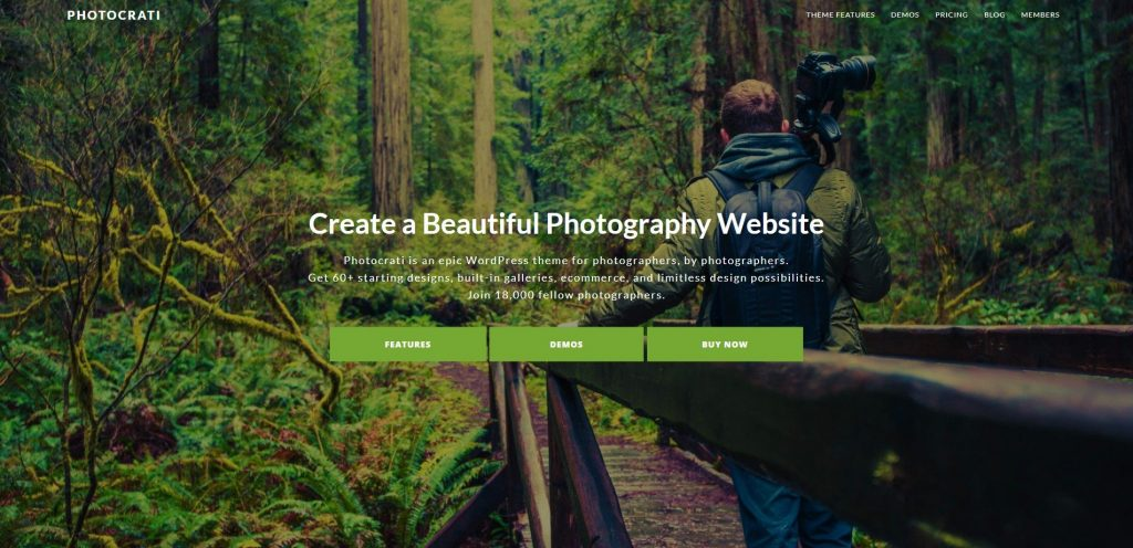 Photocrati christmas & new year WordPress deals