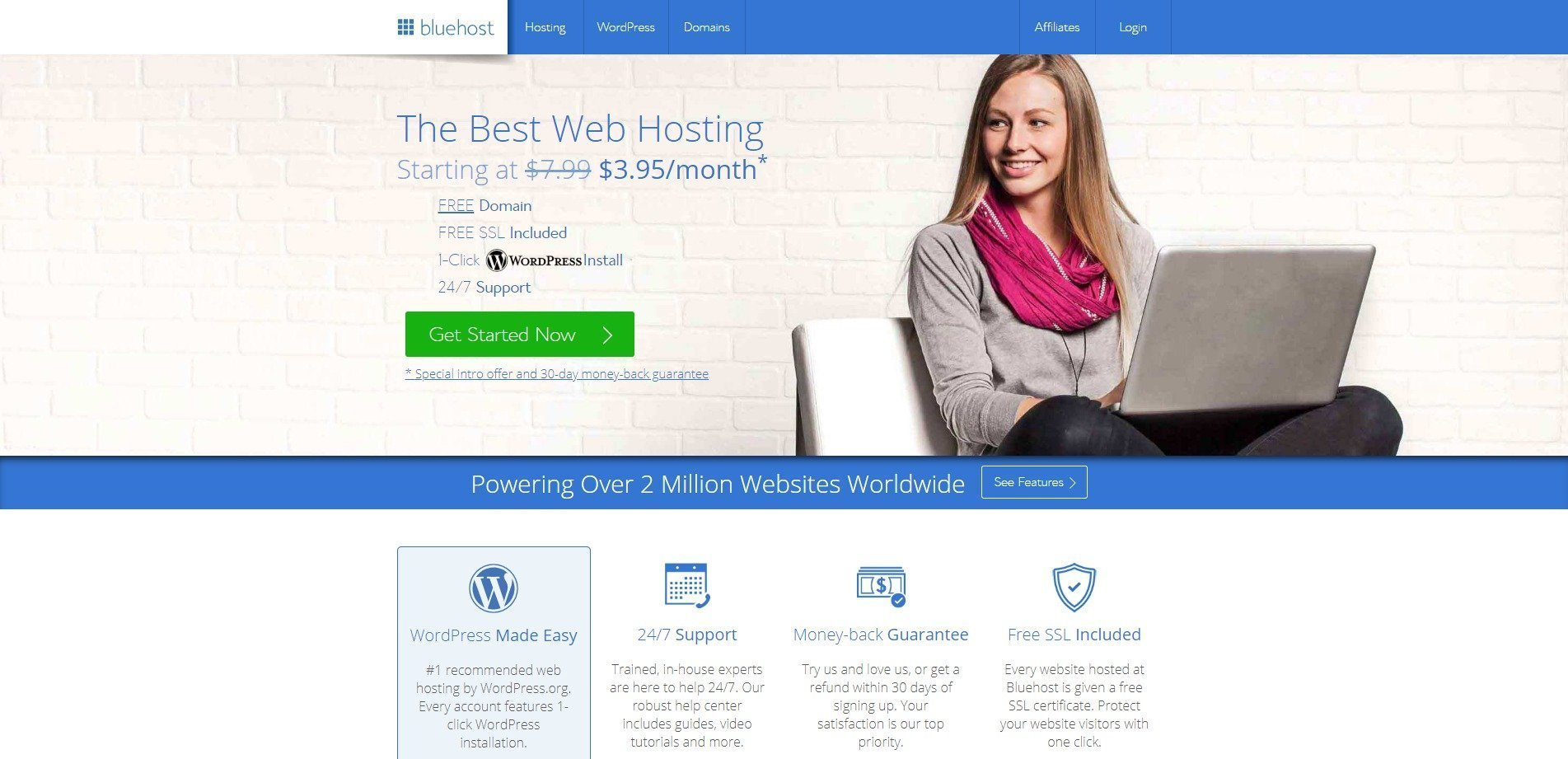 Best WordPress Hosting Compared [2019] 6