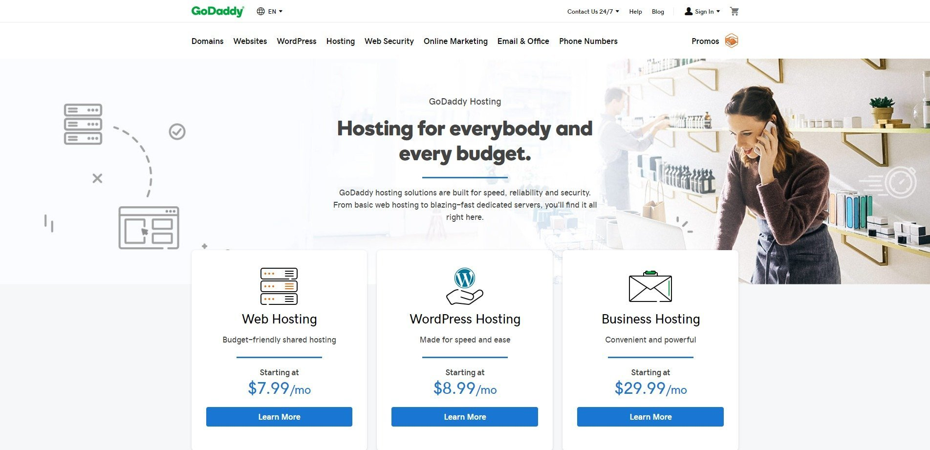 Best WordPress Hosting Compared [2019] 16
