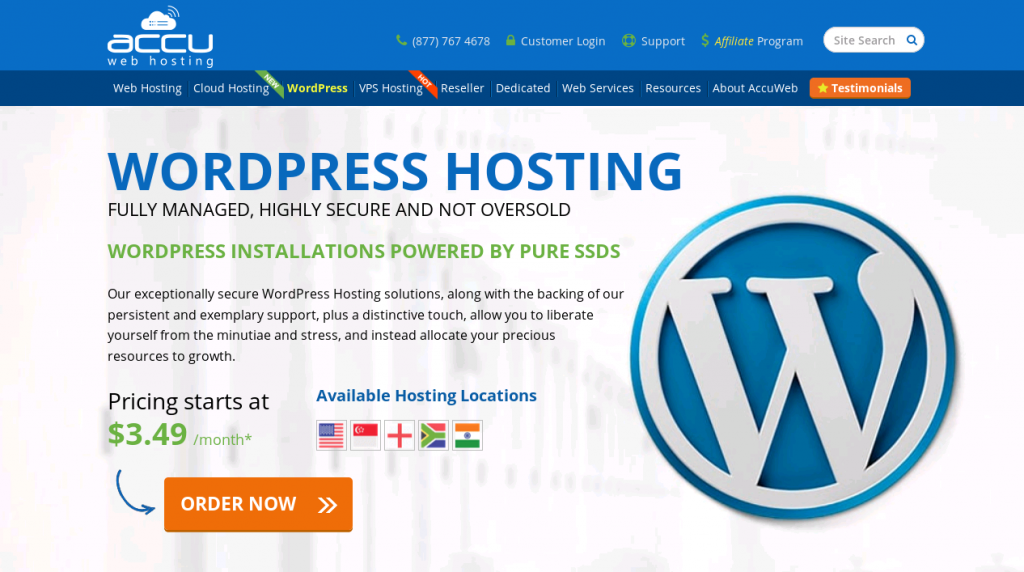 Best WordPress Hosting Compared [2019] 18