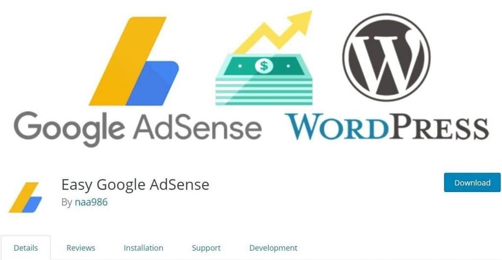 Best Free Google AdSense WordPress Plugin 8