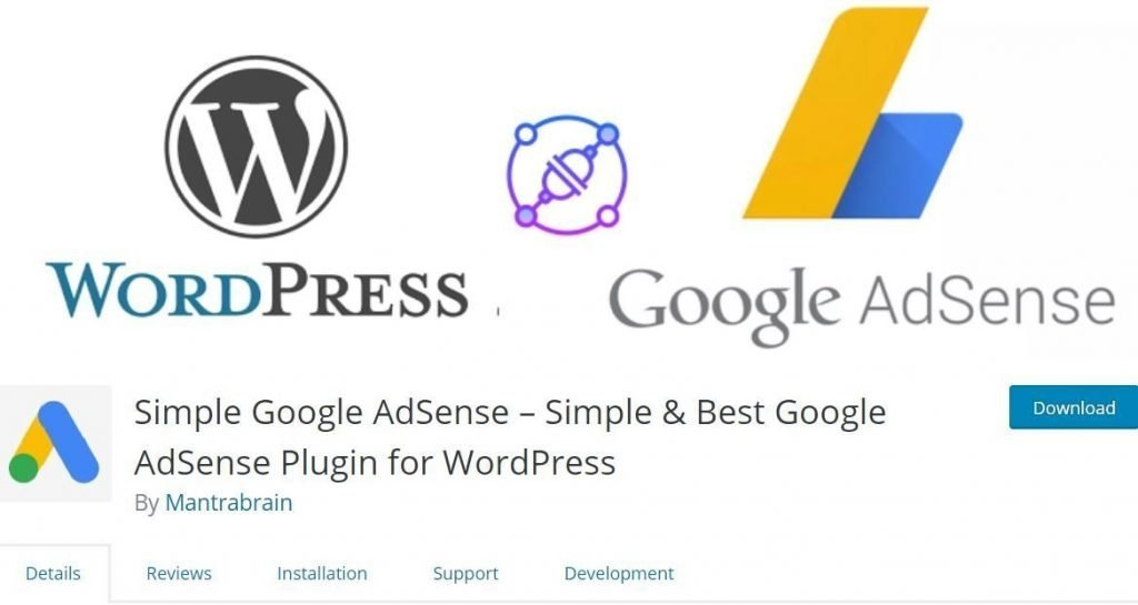 Best Free Google AdSense WordPress Plugin 20