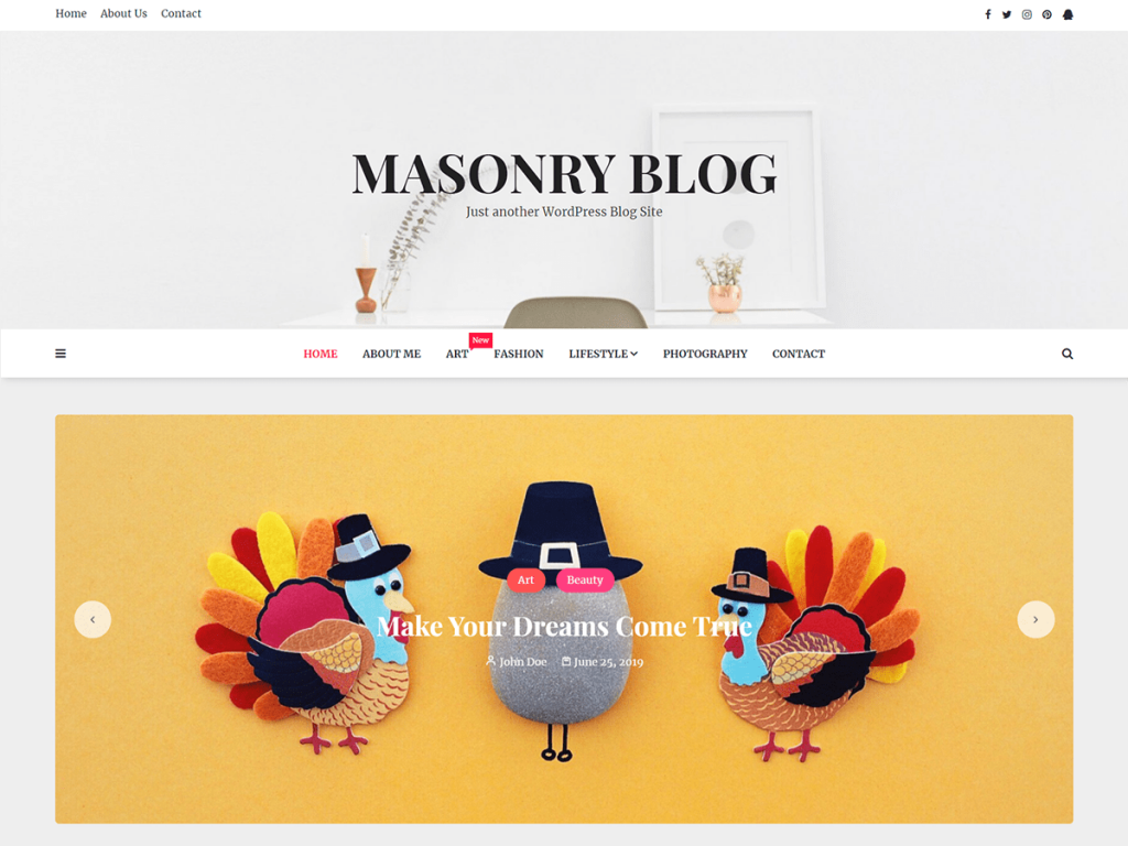 Masonry Blog Screen_Shot.Png