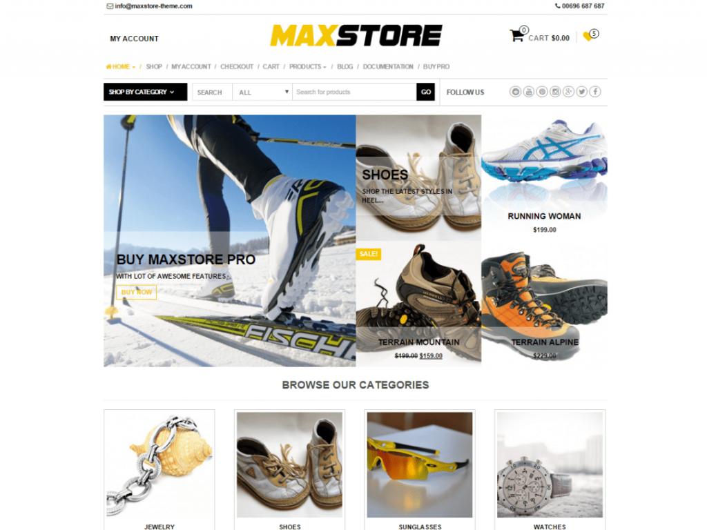MaxStore Screen_Shot.Png