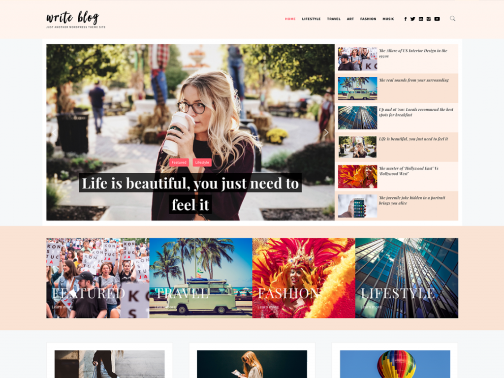 Write Blog png Screen_shot