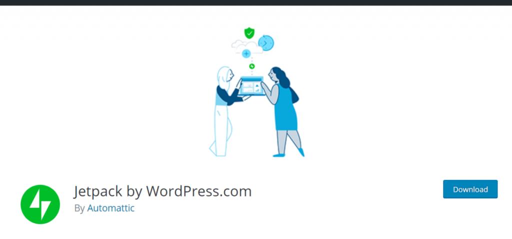 Jetpack WordPress Security Plugin