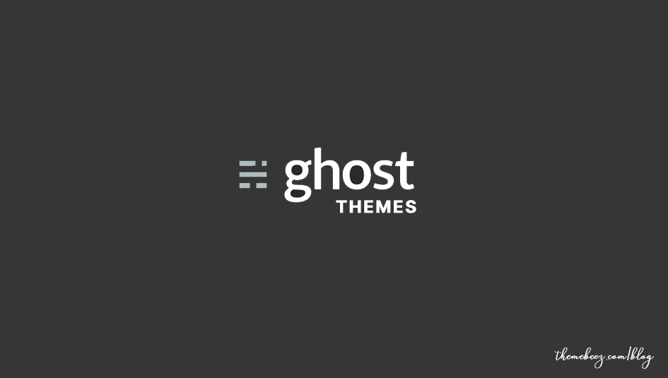 20+ Best Free Ghost Themes 2020