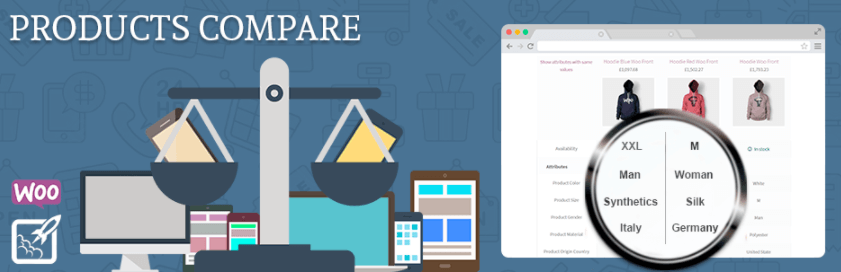 Products Compare for WooCommerce Plugin Ss