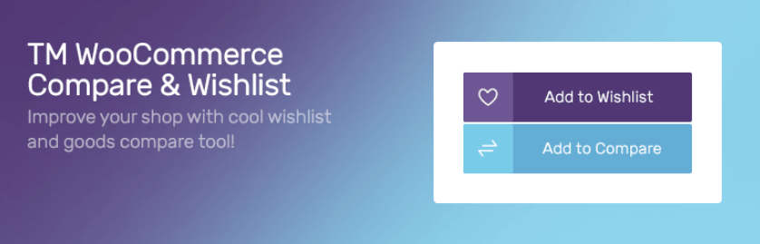 TM WooCommerce Compare & Wishlist Plugin ss