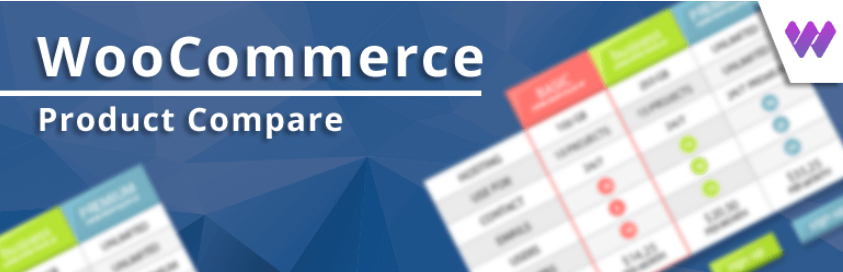 WooCommerce Product Comparision by WooBeWoo