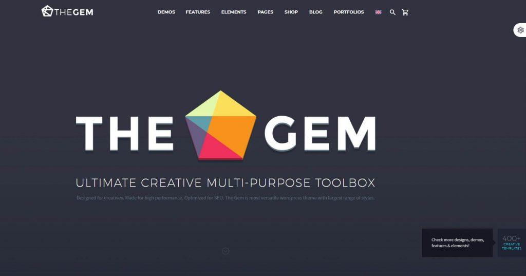 The Gem Theme ss