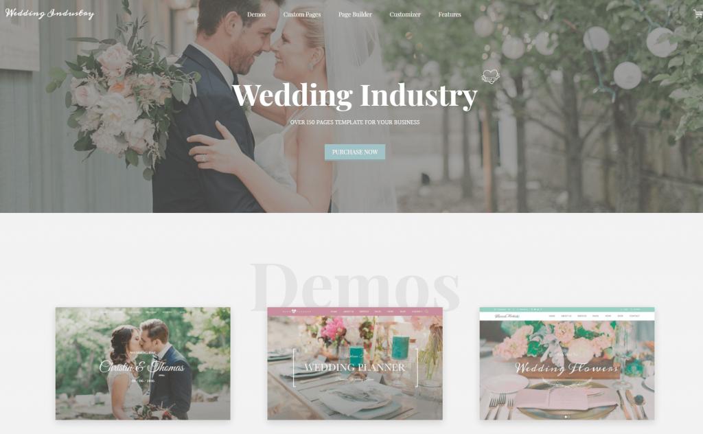 Wedding Industry Theme ss