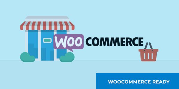 Wocommerce ready