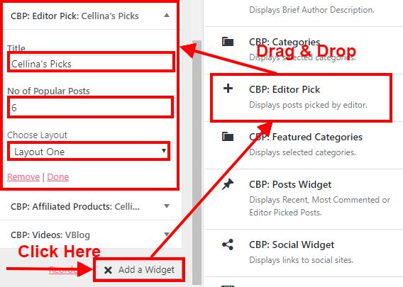 Cream Blog Theme Documentation 50