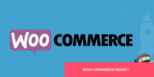 Pro: Woo-Commerce ready
