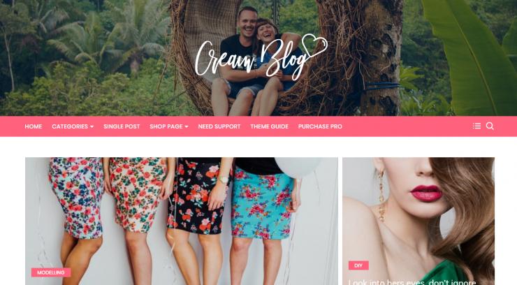 Cream-Blog