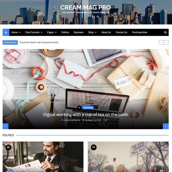 Cream magazine pro demos 2