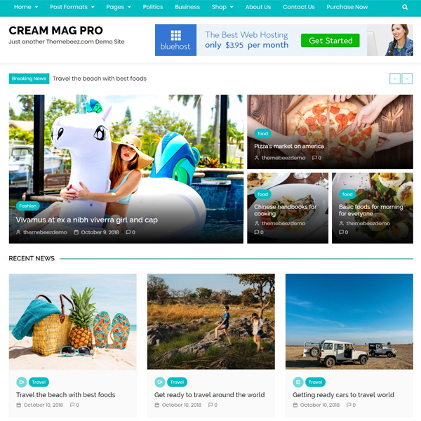 Cream Mag Pro Demo 4