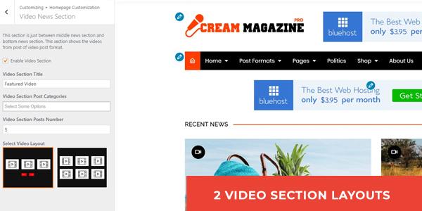 Cream magazine pro 6