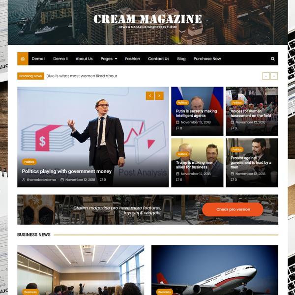 Cream magazine demos 2