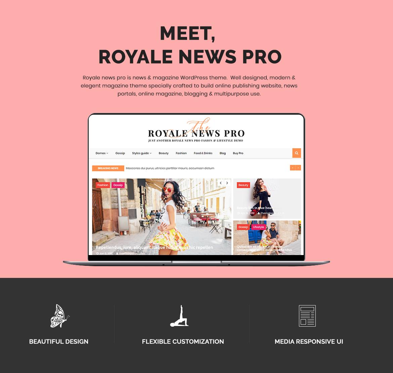Royale News Pro 1