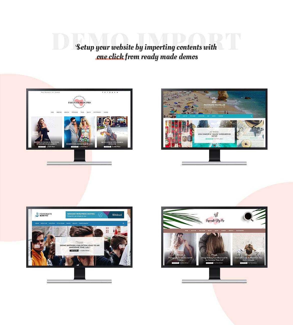 Fascinate Blog Pro 6