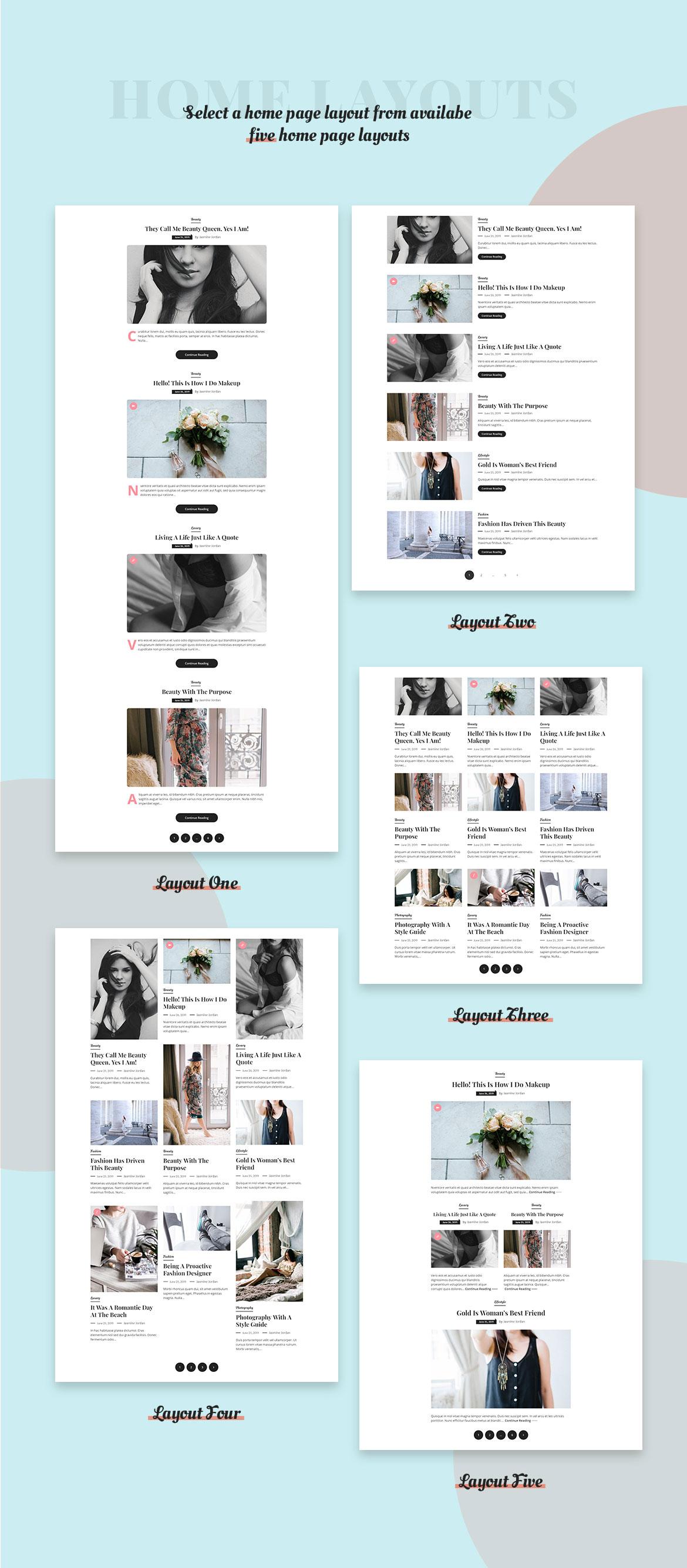Fascinate Blog Pro 3