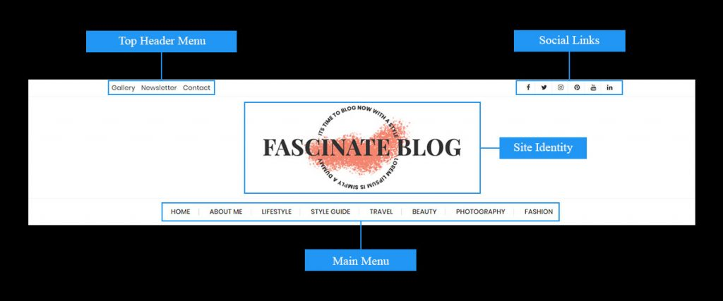 Fascinate Theme Documentation 5