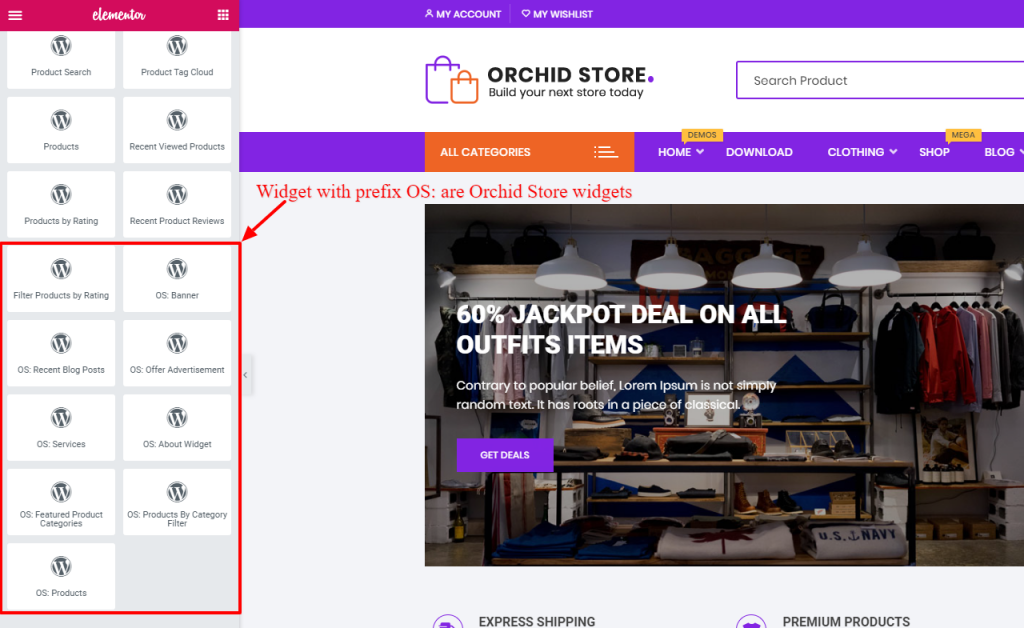Orchid Store Theme Documentation 16